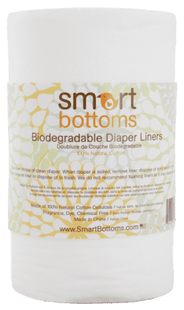 Smart Bottoms | Biodegradable Diaper Liners