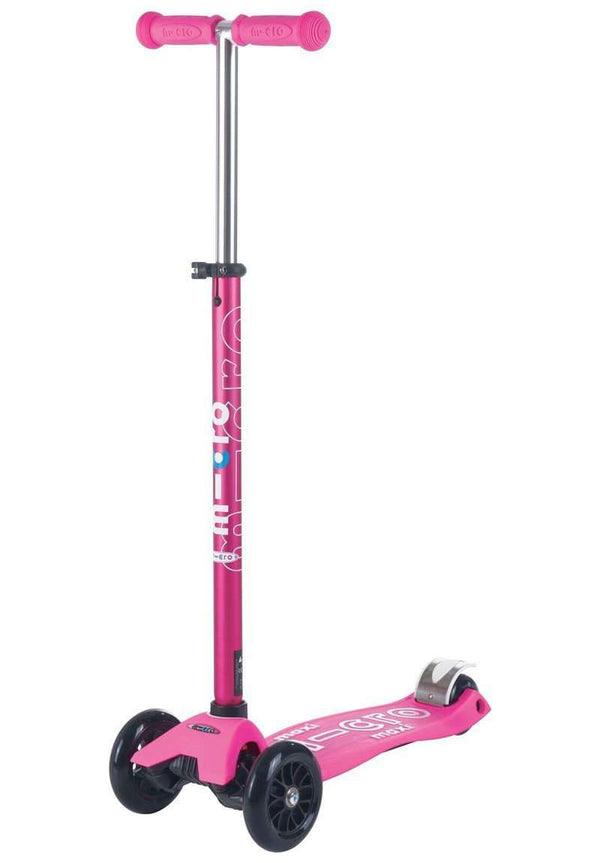 Micro Maxi Deluxe Scooter | Shocking Pink