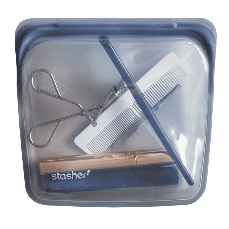 Stasher Sandwich Bag | Gray