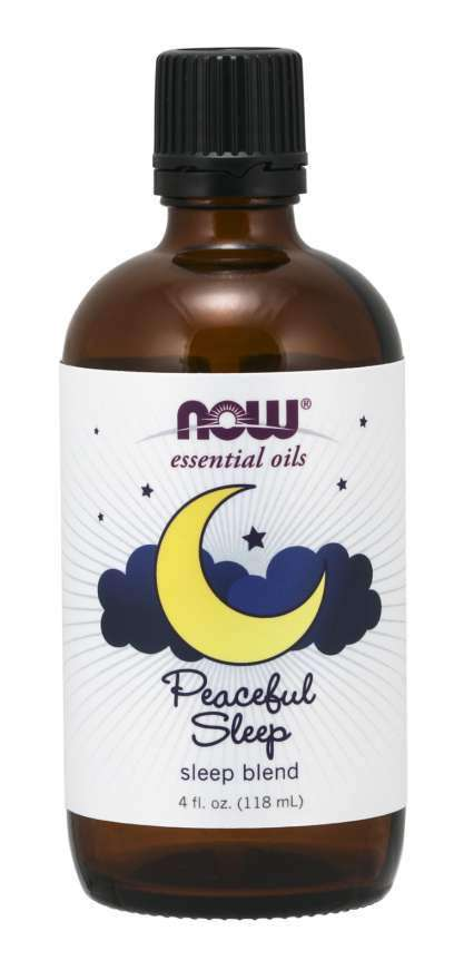 Now Solutions Essential Oil Blend | Peaceful Sleep
