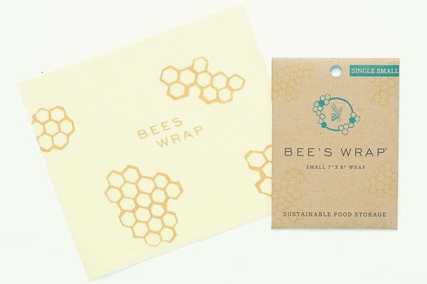 Bee's Wrap | Single Reusable Food Wrap ~ Small
