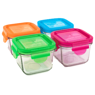 Wean Green Snack Cubes | Pack of 4