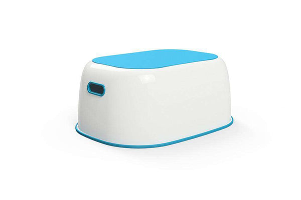 Prince Lionheart | Step Stool ~ Berry Blue