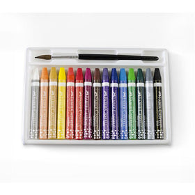 Faber - Castell | 15 Watercolor Crayons