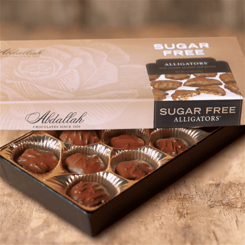 Abdallah Chocolate | Sugar Free~ Alligators
