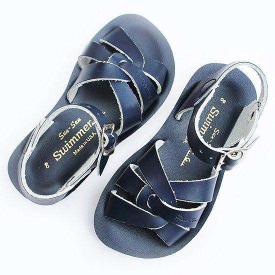 Sun-San Swimmer Sandal | Navy (toddler)