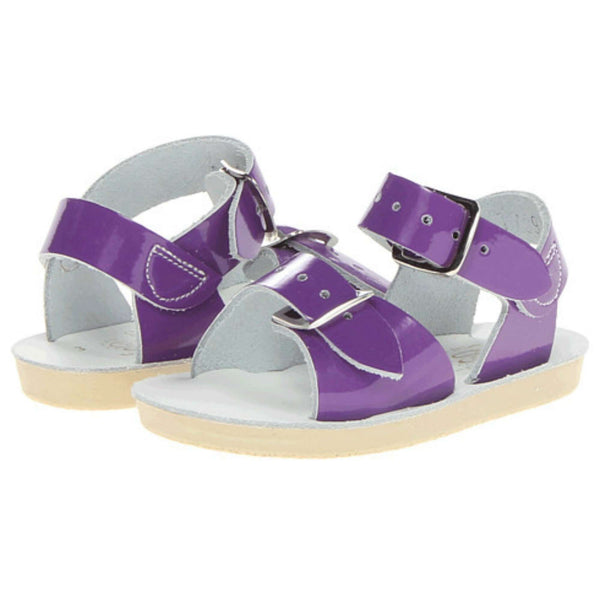 Sun-San Surfer Sandal | Purple (children's)