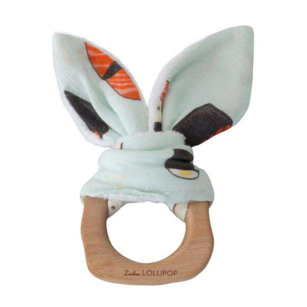Loulou Lollipop | Bunny Ear Teether ~ Sushi