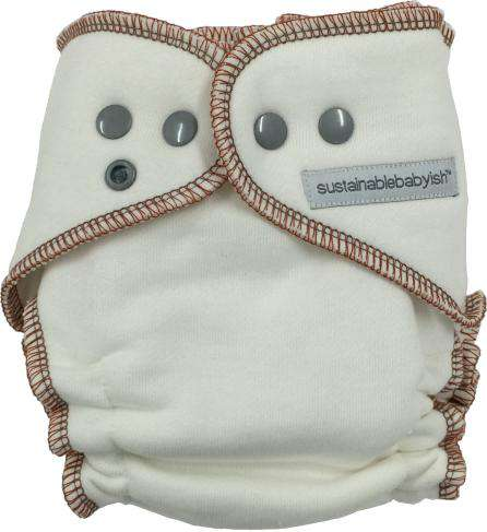 sloomb overnight bamboo fleece fitted diaper (5527281729)