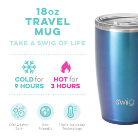 Swig Life - Shimmer Mermazing Travel Mug (18oz)