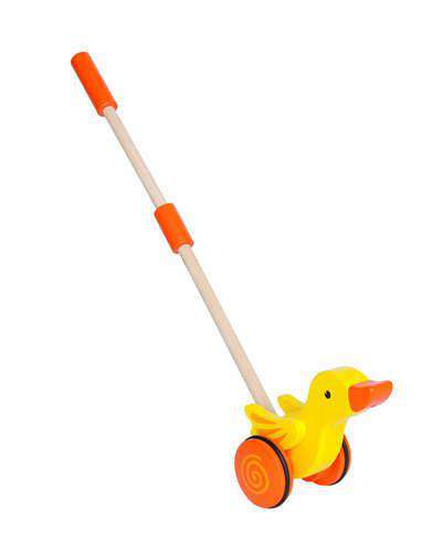 Hape | Push Along Duck