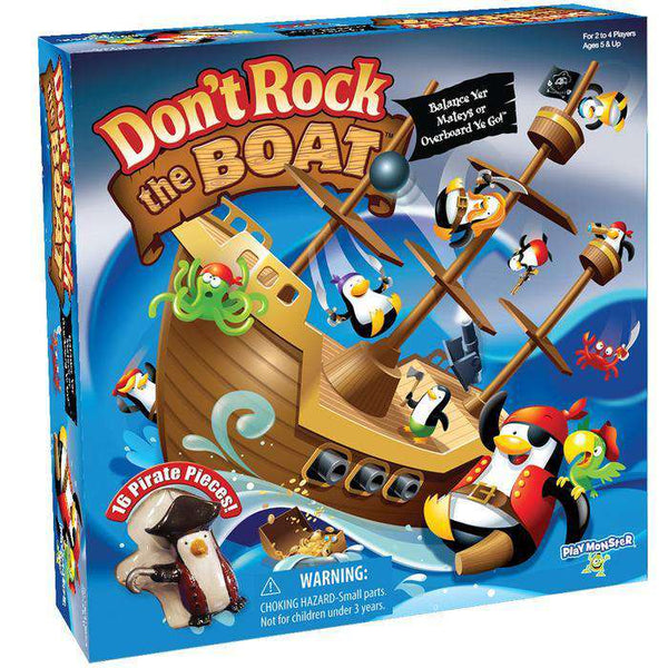 Playmonster | Don't Rock the Boat®
