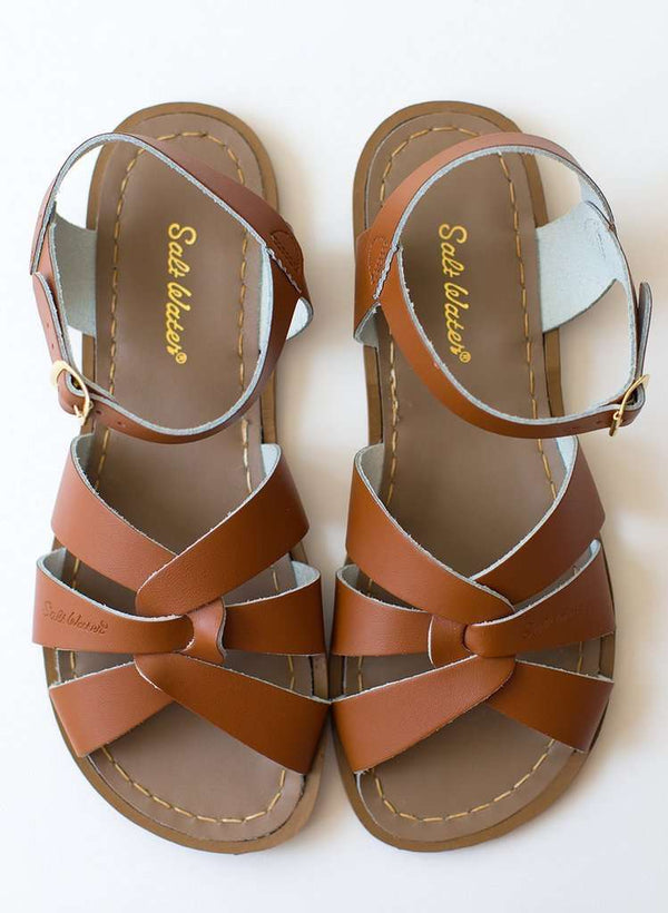 Salt Water Original Sandal | Tan (women's)