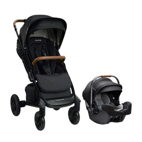 Nuna Tavo Next Stroller + Pipa RX Travel System | Granite