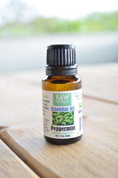 Taylor's Peppermint Essential Oils