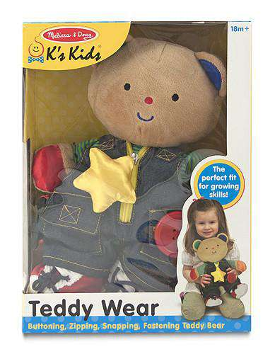 Melissa & Doug | Teddy Wear