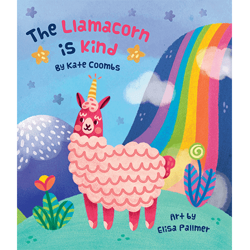 BabyLit Book | The Llamacorn Is Kind