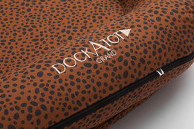 DOCKATOT SPARE COVER for Grand Dock -  Bronzed Cheetah (dock sold separately)