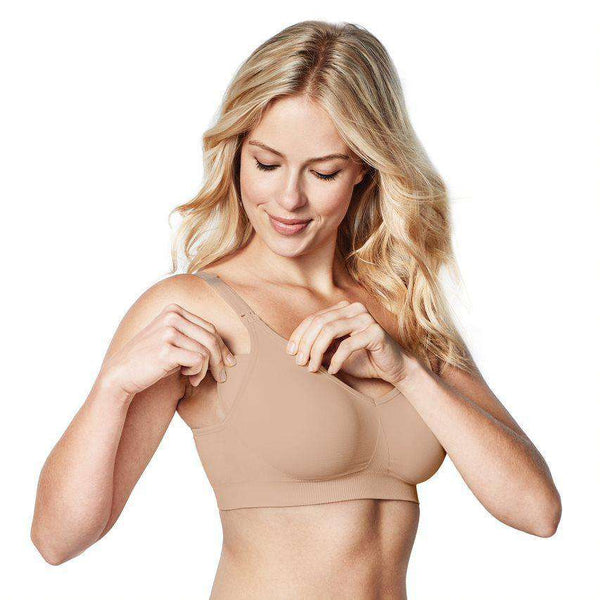 Bravado Seamless Silk Nursing Bra | Butterscotch