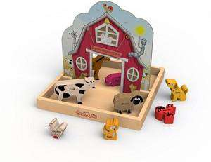 Begin Again Toys | Sounds Around the Farm Story Box