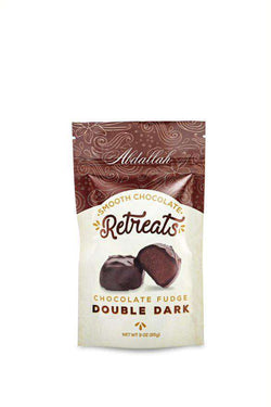 Abdallah Chocolate | Retreats ~ Chocolate Fudge Double Dark