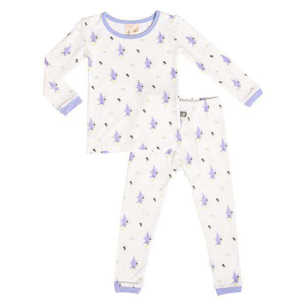 Kyte Baby - Long Sleeve Toddler Pajama Set in Fairytale
