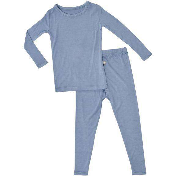 Kyte Baby - Long Sleeve Toddler Pajama Set in Slate