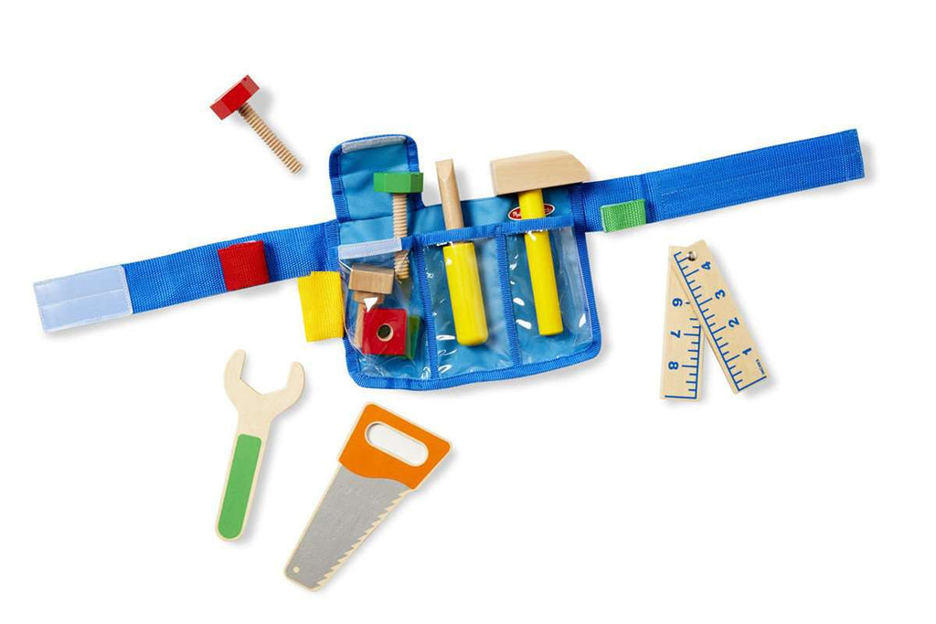 Melissa & Doug | Deluxe Tool Belt Set