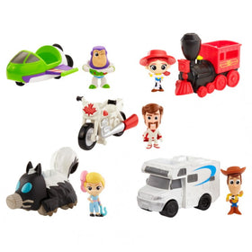 Toy Story™ Mini Figure With Vehicle (styles vary)