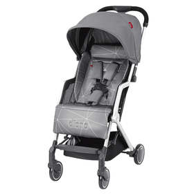 Diono Car Seats | Traverse Editions Stroller ~ Gray Linear