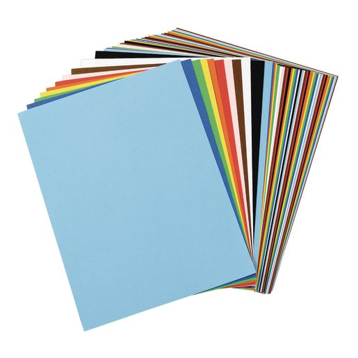 Tru-Ray | Assorted Color Construction Paper 9X12