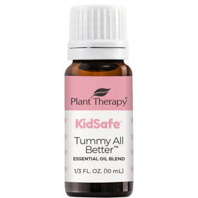 Plant Therapy | Kid Safe Essential Oil ~ Tummy All Better