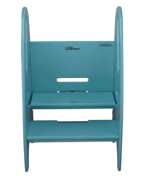 Little Partners 3-in-1 Growing Step Stool | Turquoise