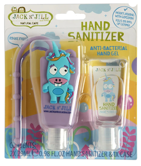 Jack N' Jill | Alcohol Based Hand Sanitizer 2pk ~ Unicorn