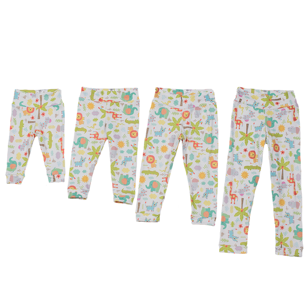 Bumblito Leggings ~ Wild About You
