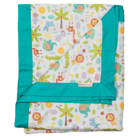 Smart Bottoms Cuddle Blanket ~ Wild About You