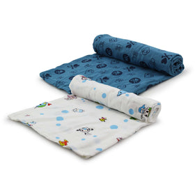 Rumparooz ~ tokiSea Blankets + Swaddles Limited Edition