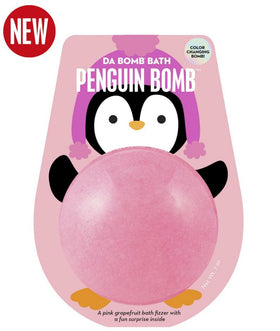 DaBomb Bath Fizzers | Coloring Changing Penguin Bomb
