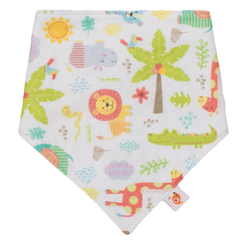 Smart Bottoms | Bandana Bib ~ Wild About You