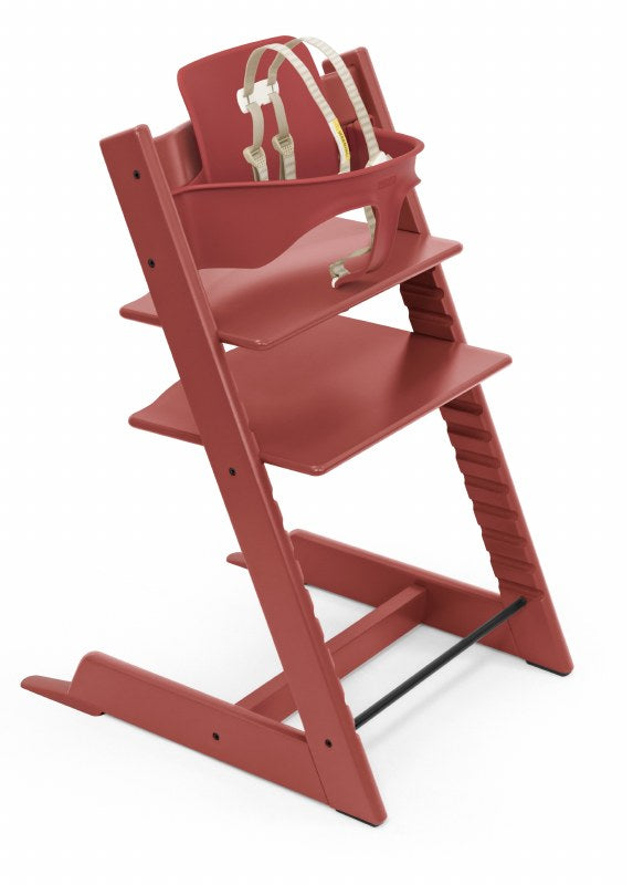 Stokke Tripp Trapp High Chair Set | Warm Red