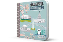 BabyLit Book | All Aboard! Washington D.C.