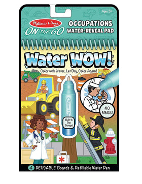 Melissa & Doug | ON the GO Water Wow! | Occupations
