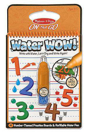 Melissa & Doug | Water WOW! ~ Numbers