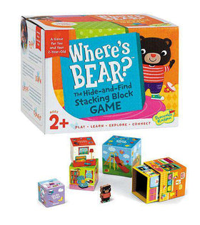 Peaceable Kingdom ~ Where's Bear Cooperative Game for Kids