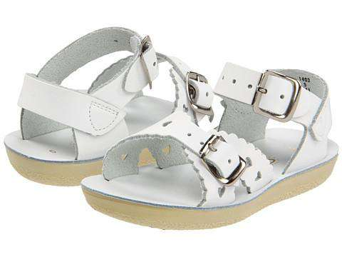Sun-San Sweetheart Sandals | White
