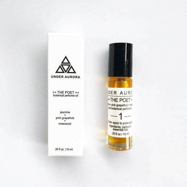Under Aurora | Botanical Perfume Oil ~ Select Scent Below