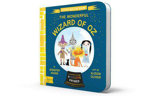 BabyLit Book | The Wonderful Wizard of OZ