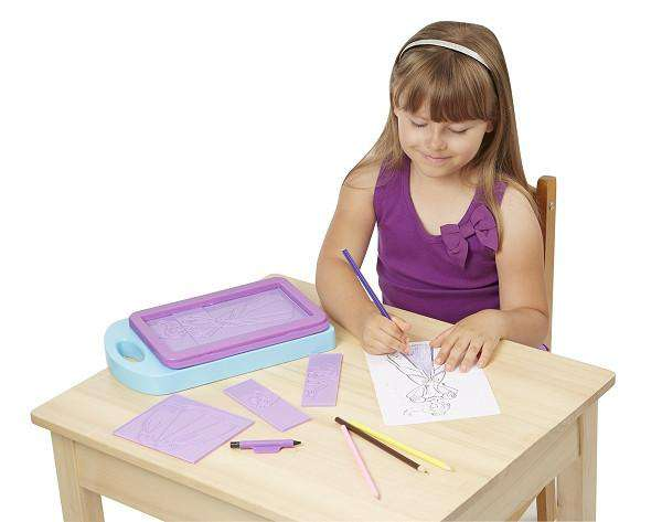 Melissa & Doug | Princess Design Activity Kit