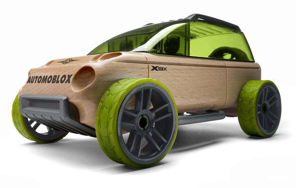 Automoblox | Mini Green X9X Sport Utility