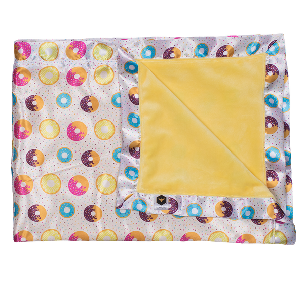 Bumblito | Baby Bee Luxe Blanket ~ Sprinkles